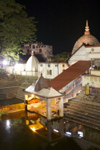 Saubhagya Kunda and Sri Sri Kamakhya Temple