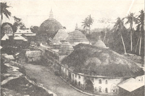 Kamakhya Temple in the 1930s