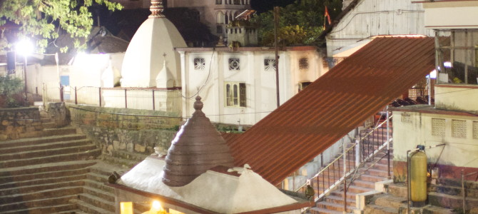 Sacred Landscape: The Places of Worship on the Nilachala Hills