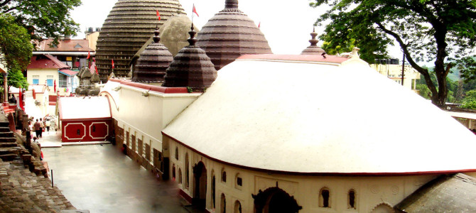History and Heritage of the Kamakhya Temples' Complex